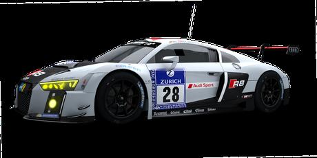 Audi Sport Team WRT - #28