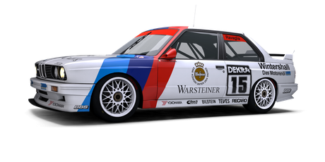 BMW M Team Schnitzer - #15