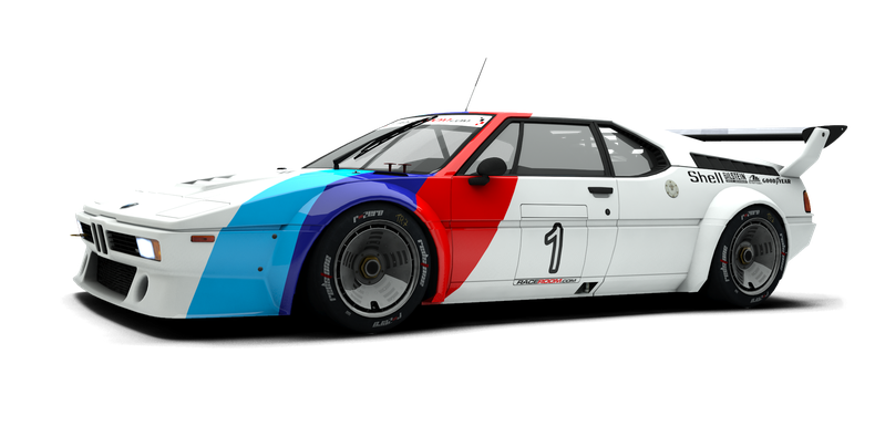 bmw m1 procar store raceroom racing experience. Black Bedroom Furniture Sets. Home Design Ideas