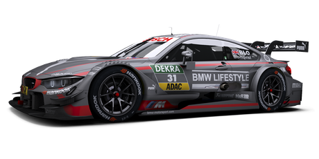 BMW Team RBM - #31