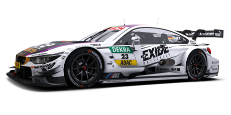 BMW Team RMG - #23