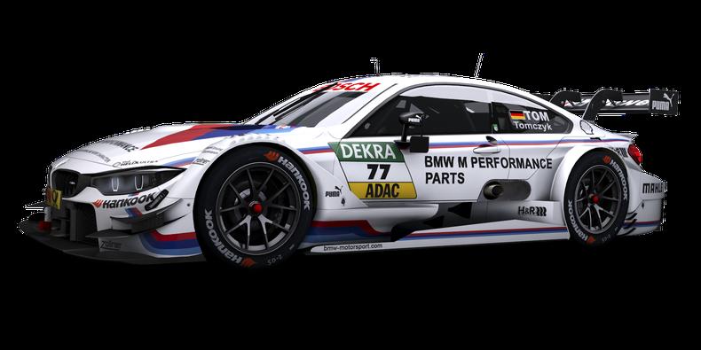BMW M4 DTM 2015
