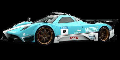 Coastline Motorsports - #6