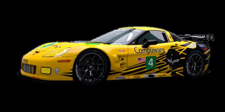 Chevrolet Corvette C6R GT2