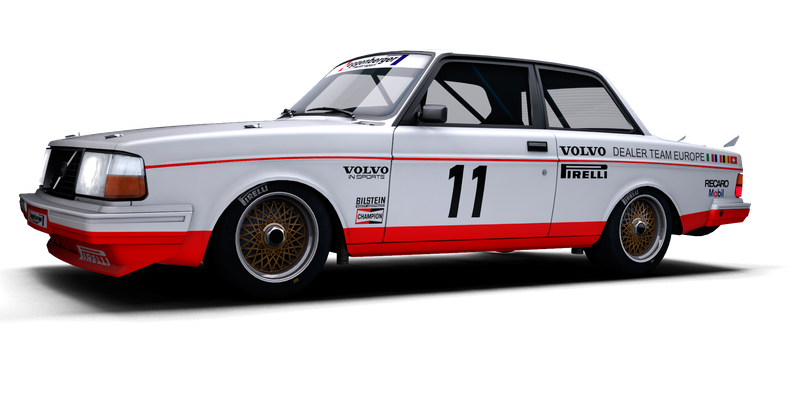 Volvo 240 Turbo - Store - RaceRoom Racing Experience