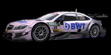 EURONICS/BWT Mercedes-AMG - #22