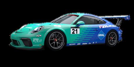 Falken Team Motorsports - #21