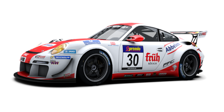 Frikadelli Racing Team - #30