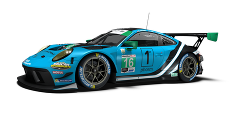 Wright Motorsports - #16