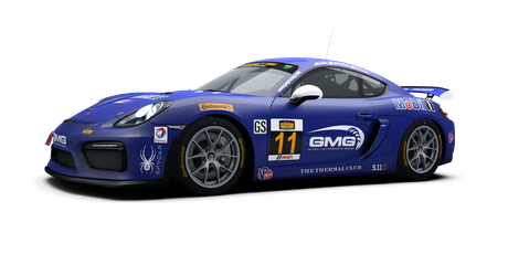 GMG Racing - #11