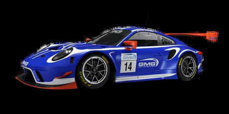 GMG Racing - #14