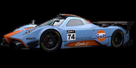Gulf Racing - #74