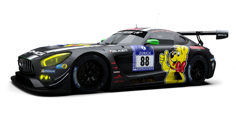 Haribo Racing Team - #88