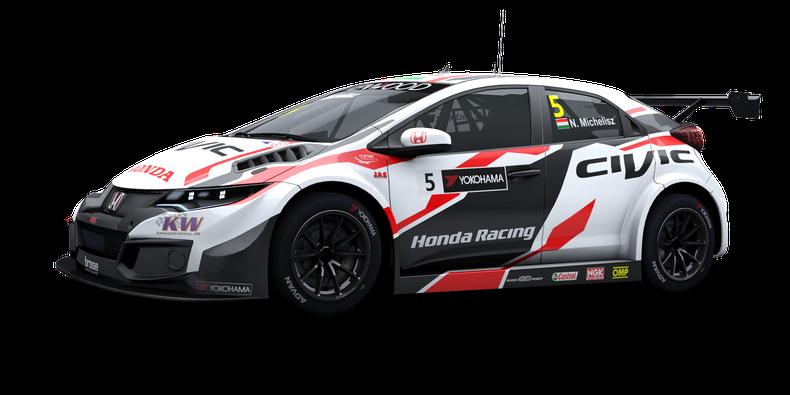 Honda Civic WTCC 2016