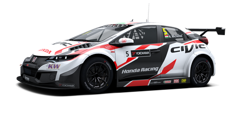 Honda Civic WTCC 2016