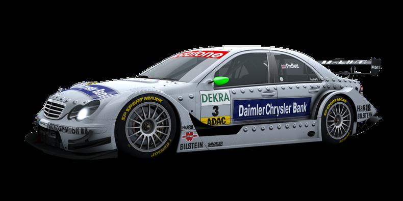 AMG-Mercedes C-Klasse DTM