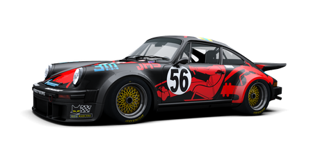 J.M.S. Racing Team - #56