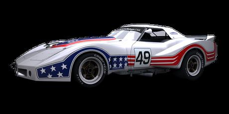 John Greenwood Racing - #49