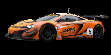 K-Pax Racing - #6