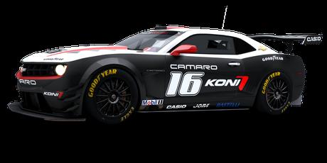 Koni Racing - #16