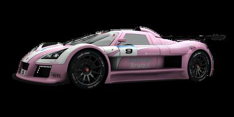 Luxon Racing - #9
