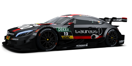 Mercedes-AMG DTM Team HWA 2 - #12
