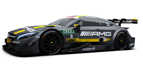 Mercedes-AMG DTM Team HWA - #3