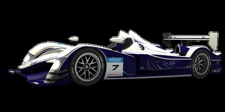 Motorista Motorsports - #7