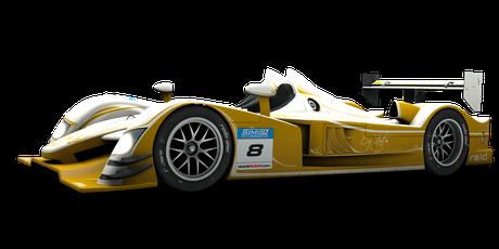 Motorista Motorsports - #8