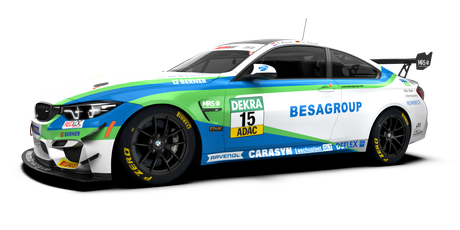 MRS Besagroup Racing Team - #15