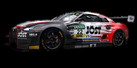 MRS GT-Racing - #22