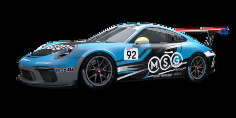 MSG/HRT Motorsport - #92
