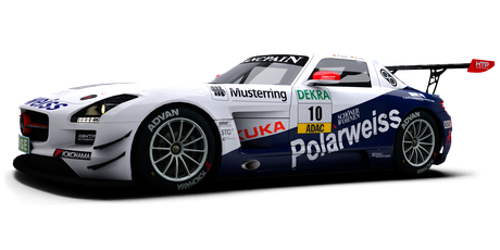 Polarweiss Racing - #10