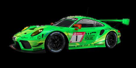 Team Manthey Racing - #1