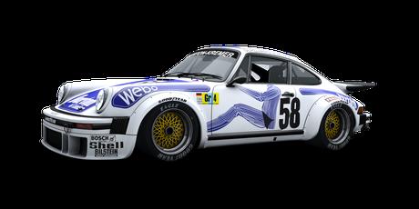 Porsche Kremer Racing Team - #58