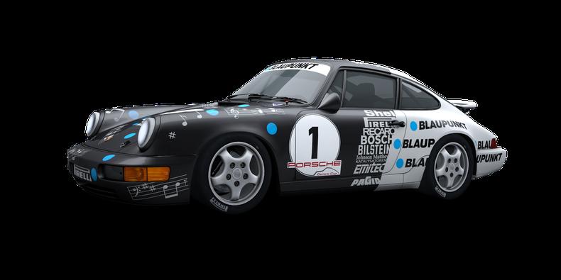 Porsche 911 Carrera Cup (964)