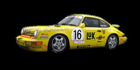 Porsche Motorsport - #16
