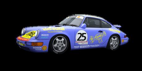 Porsche Motorsport - #25
