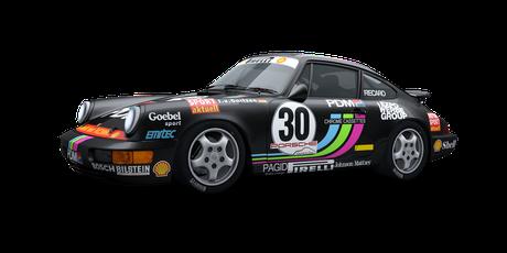 Porsche Motorsport - #30