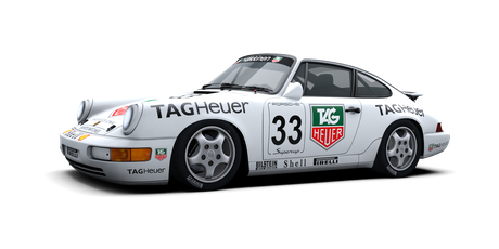 Porsche Motorsport - #33