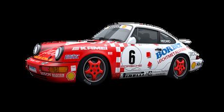 Porsche Motorsport - #6