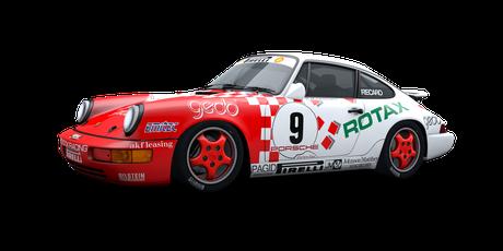 Porsche Motorsport - #9
