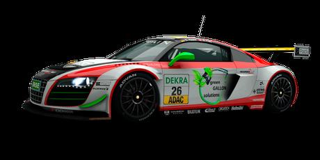 Prosperia C. Abt Racing - #26