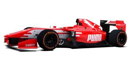 Puma Racing - #8