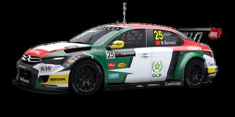 Sébastien Loeb Racing - #25