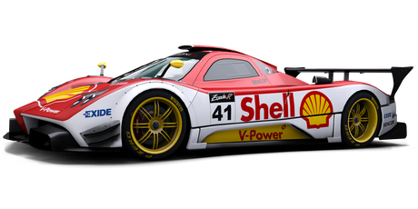 Shell V-Power - #41
