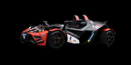 Super Racer - #8