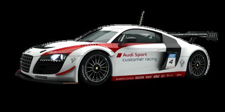 Team Audi Racing - #4
