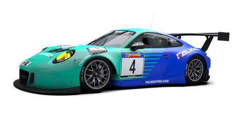 Team Falken Motorsport - #4