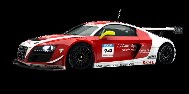 Audi Sport Team Phoenix RaceRoom Racing Experience - Audi phoenix